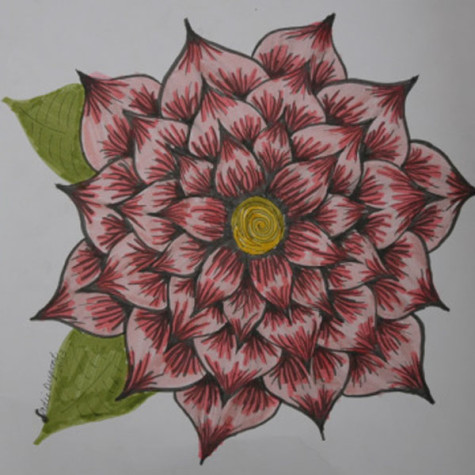picture for IB Art - flower