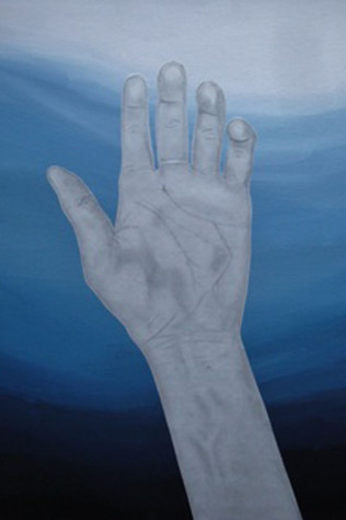 picture for IB Art - hand