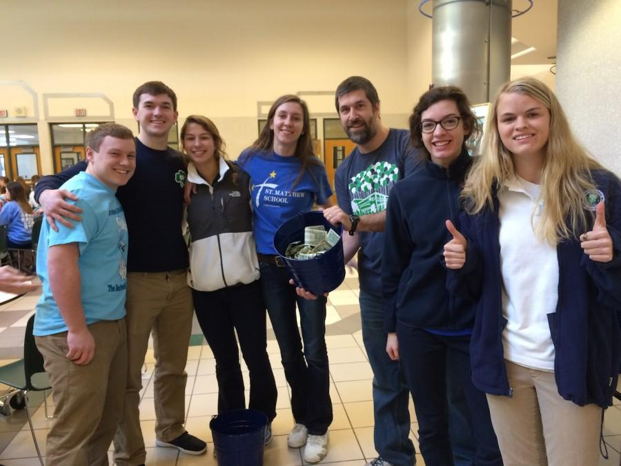 The+students+who+helped+out+with+the+miracle+minute+with+Mr.Weiss.
