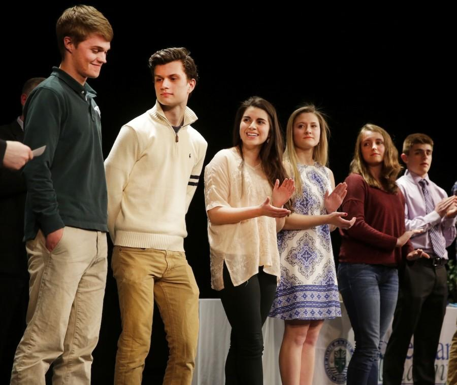 Academics+Take+Spotlight+at+Annual+Honors+Ceremony