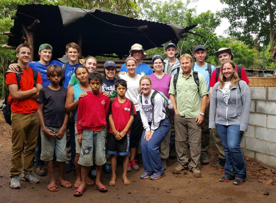 Nicaraguan Service Trip:  A Life-Changer for Students