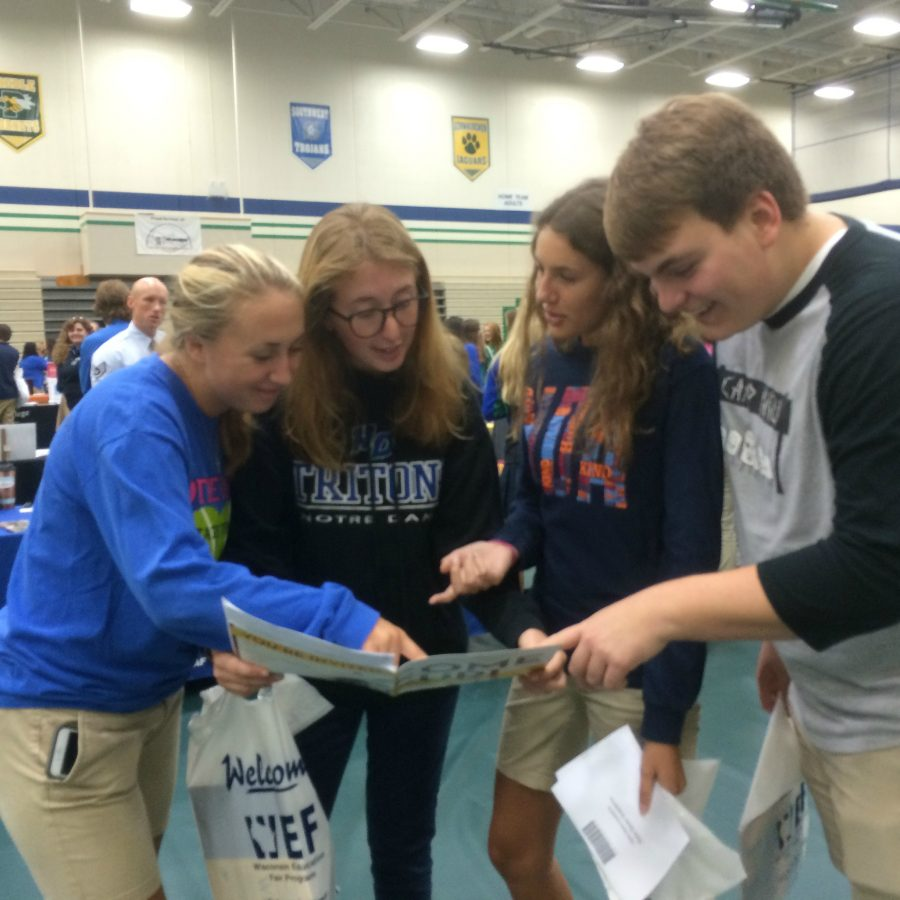 Wisconsin Education Fair at NDA Thursday, Friday