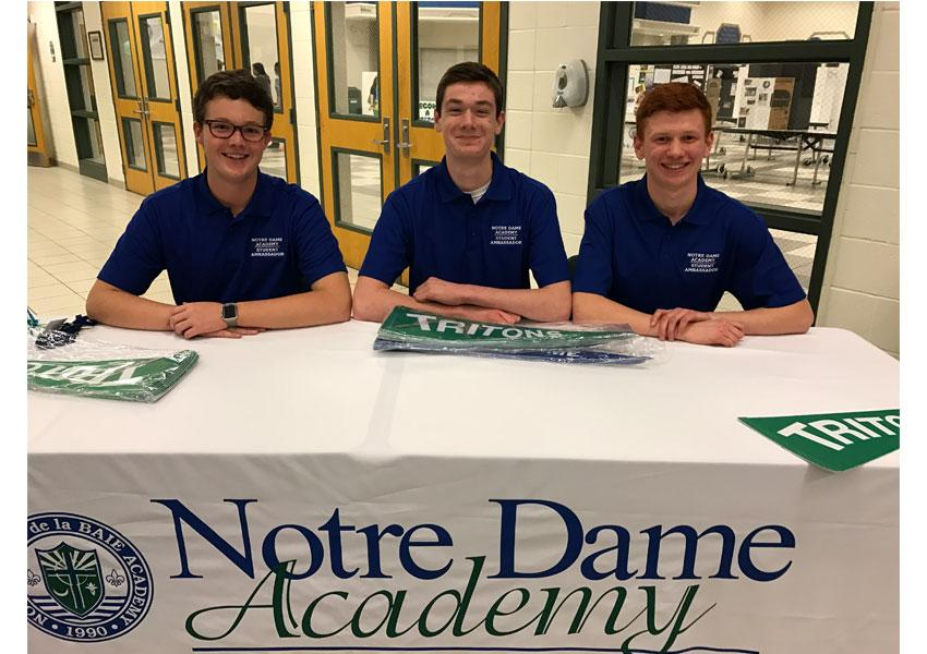 NDA+Open+House+Welcomes+Potential+Students