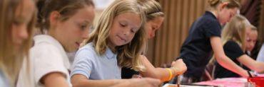 Catholic Schools Week:  Student Tells Her Story
