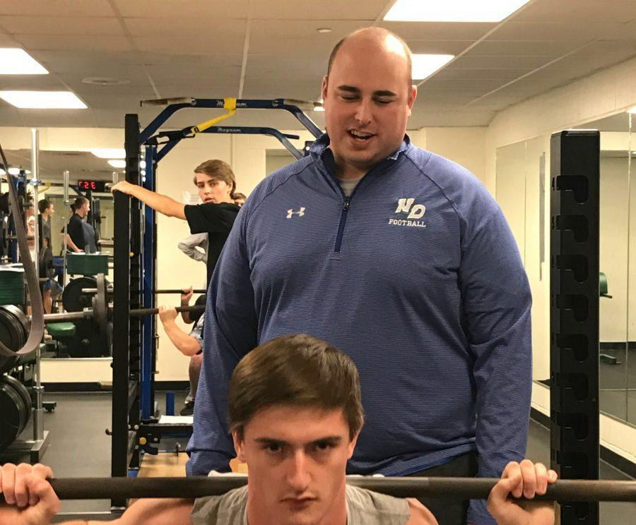 NDA's Giovanetti Named State Director of Strength Coaches Association