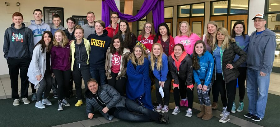 Spring Break Service Trip Changes Lives in Canton, Changes Lives of NDA Students