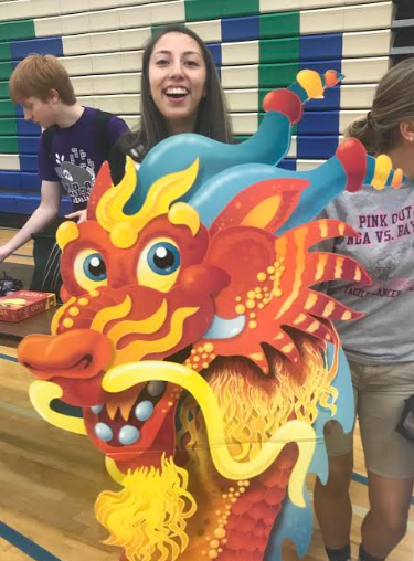 Chinese Club Youngest--But Biggest--Club at NDA