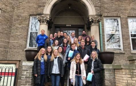 Sophomore Service Trip Changes Student Perspectives:  'Eye Opening'