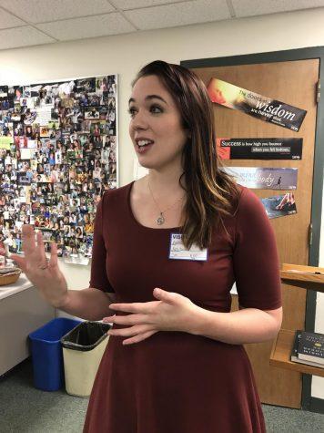 Katie Phernetton Loves, Loves, Loves Her Job