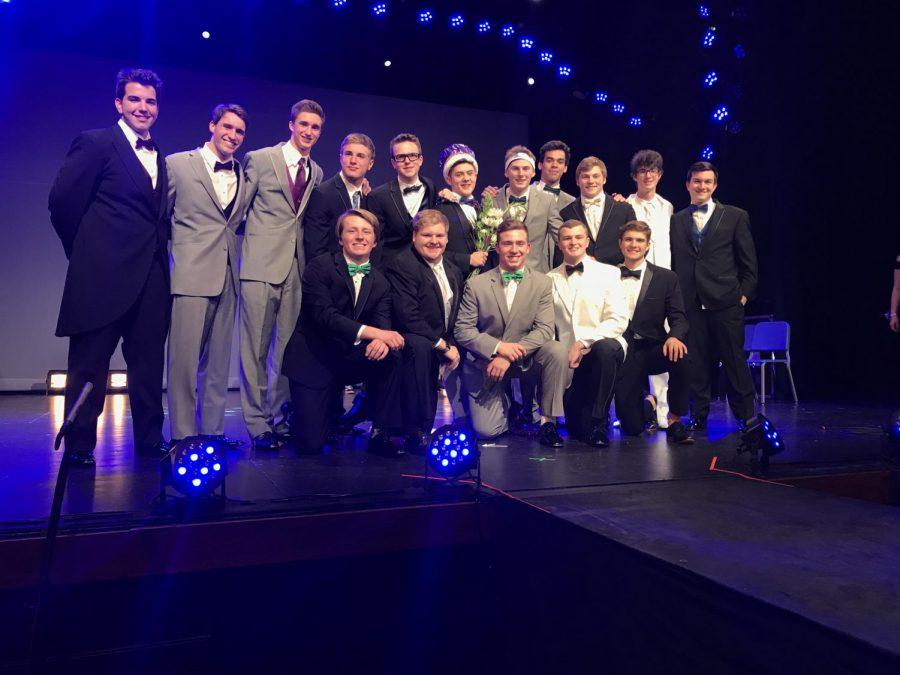 Ben+Lelinski+Crowned+Mr.+NDA+XXII