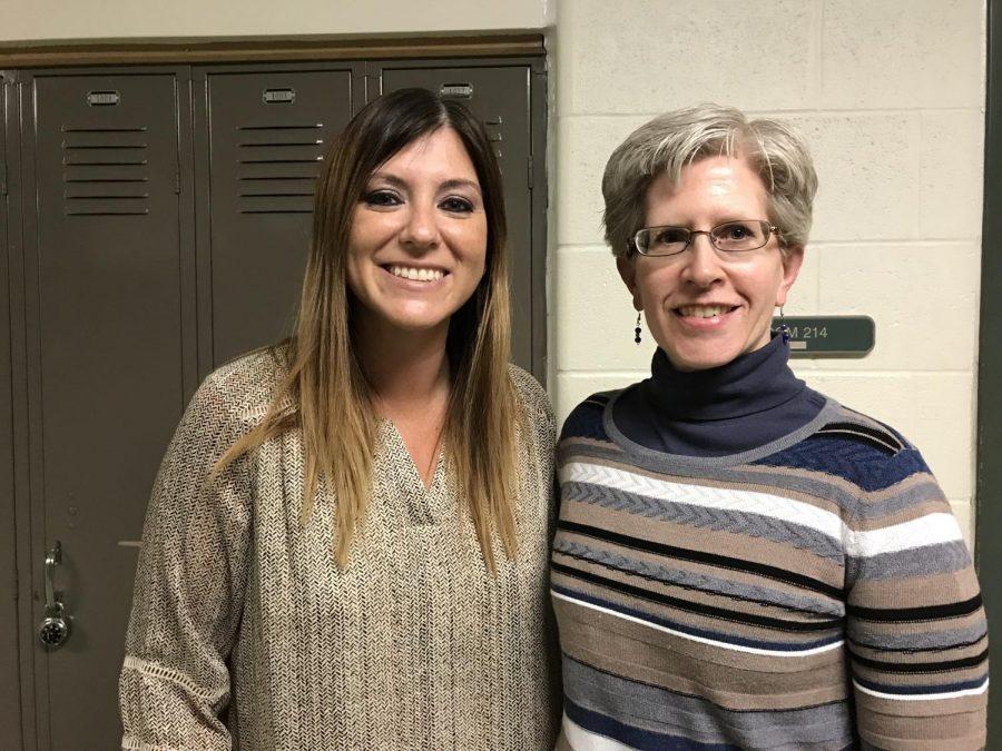 Two NDA Teachers Nominated for Golden Apple