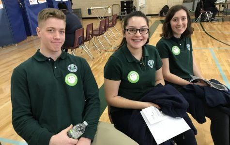 Blood Drive Highlights Catholic School Week at NDA