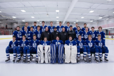 Boys Hockey Team Focused on Road to State, Ranked 5th in Wisconsin