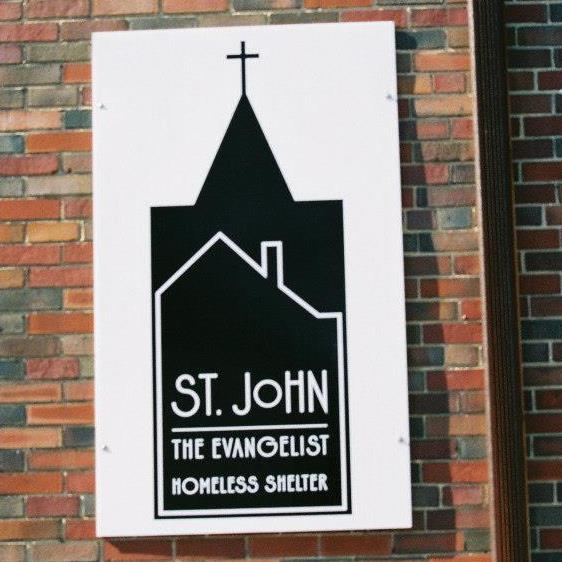 NDA Volunteers Prepare Meals, Serve, Do What Is Needed at St. John's Homeless Shelter