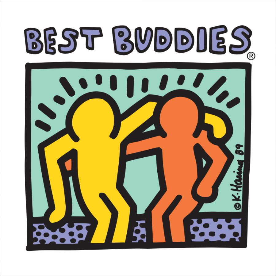 Best Buddies Go One-on-One with Syble Hopp Students
