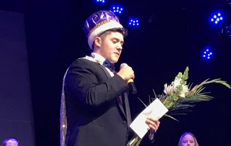 Mr. NDA Ben Lelinski Hopes to Be Here, to Crown Successor