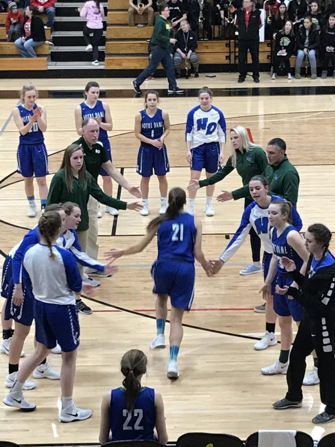 Lady Tritons Head Into Playoffs with 'Intensity'