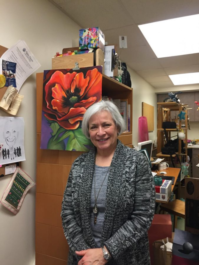 Art Teacher Brandtner Set to Retire at End of Year