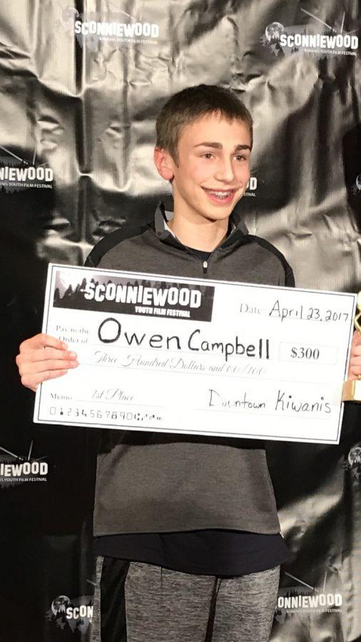 Owen Campbell:  NDA's Own Walt Disney