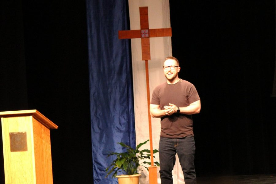 Joel+Stepanek+Challenges+Students+About+Worship%2C+About+Knowing+Their+Worth