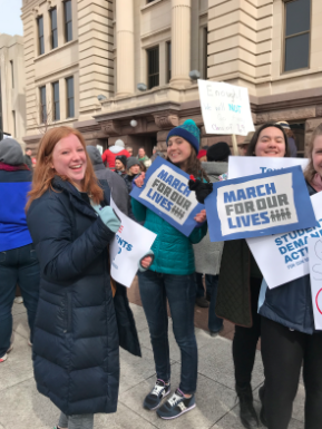 March for Our Lives in Green Bay:  Enough Is Enough