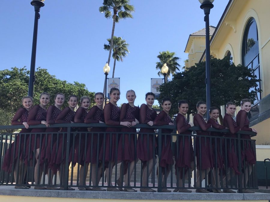 Dance+Team+Heads+to+National+Competition+in+Orlando