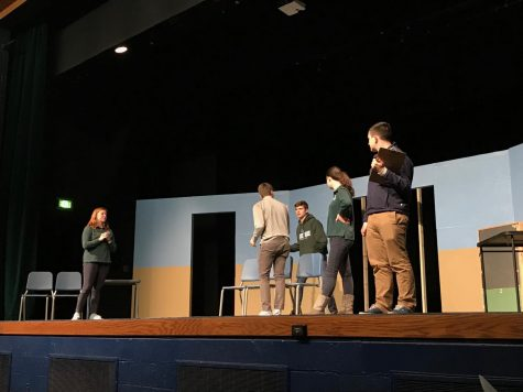 Spring Play Cast Members Predict a Lot of Laughs