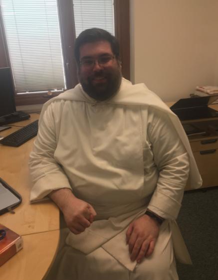 Father Brad Vanden Branden