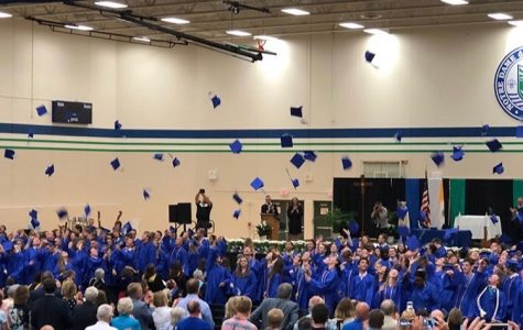 Class of 2018 Graduates, Enjoys Senior Send-Off