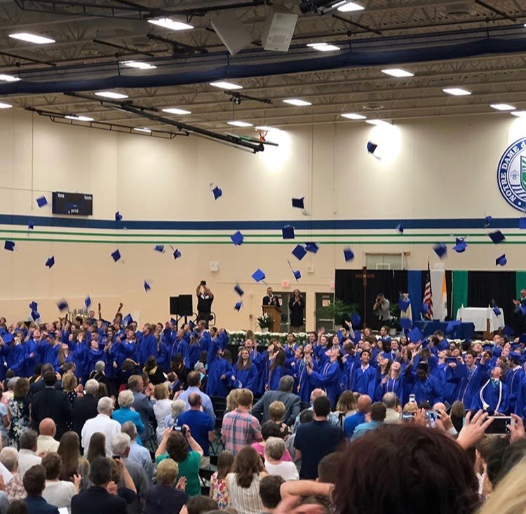 Class of 2018 Graduates, Enjoys Senior Send-Off