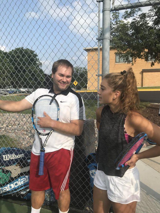 New+Theology+Teacher+Doubles+as+Tennis+Coach