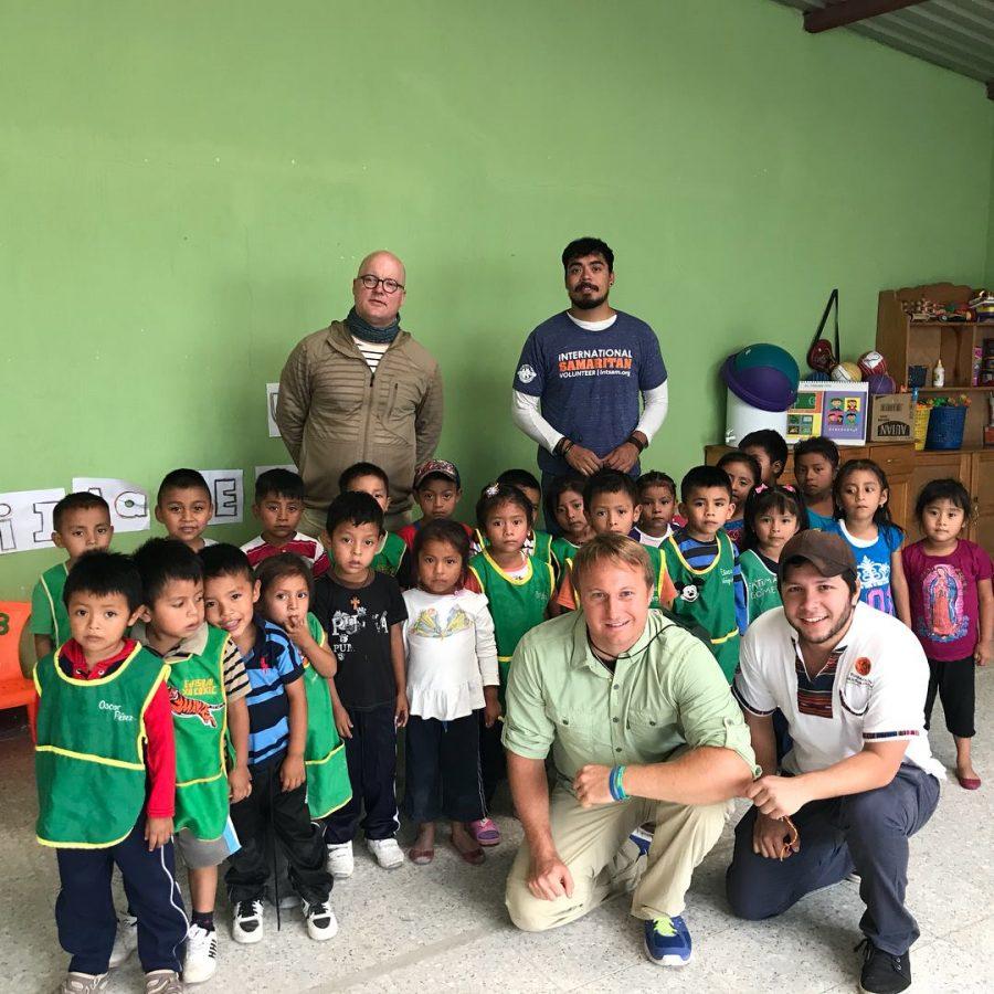 Campus Minister Daniel Kriegl Praises Dignity, Appreciation of Impoverished Guatemalans