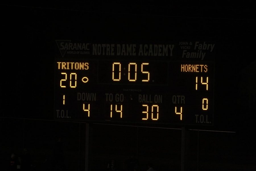 Tritons Defeat Hornets in a Thriller, Secure Playoff Berth
