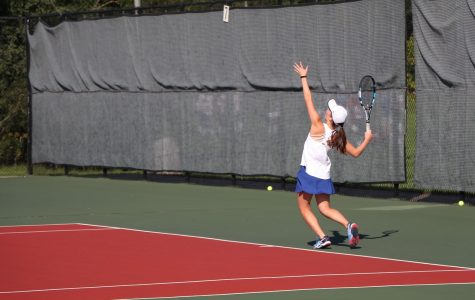 Tennis, Tech Keep Olles Active, Happy
