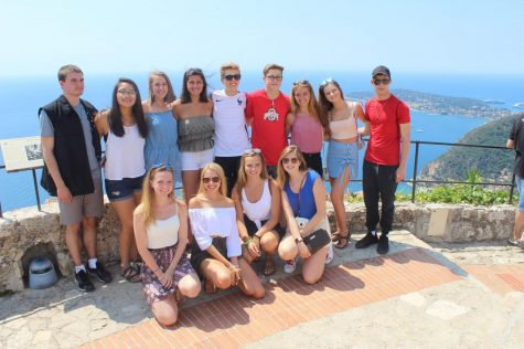 Students, Parents Visit Spain, Italy, France in June
