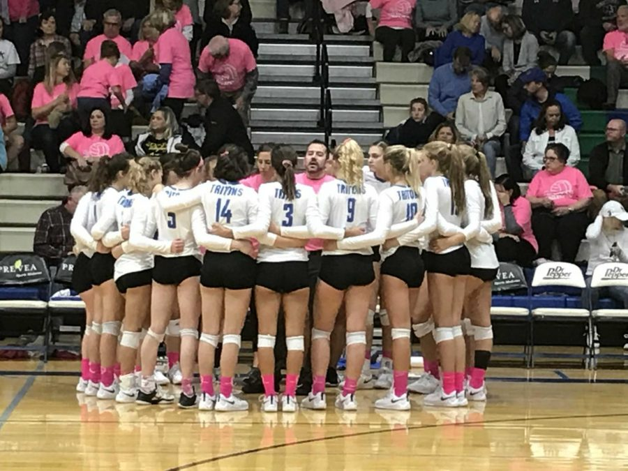 Volleyball Team Prepares for Season Both Off and On Court