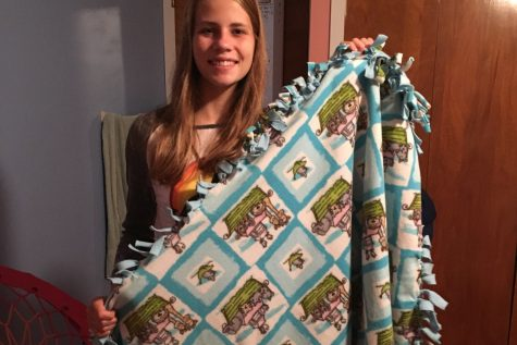 "ASTRA's  ""Blankets for a Better Tomorrow"" Project Wins Altrusa Service Award"