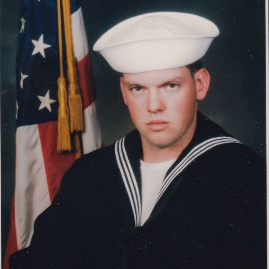 Veterans+Day+Salute+to+Mr.+Dory%2C+Our+Navy+Veteran