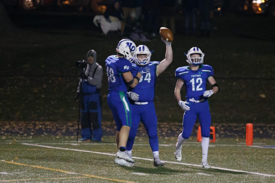 Football, Mr. NDA Contests Highlight Fuzz's High School Experience