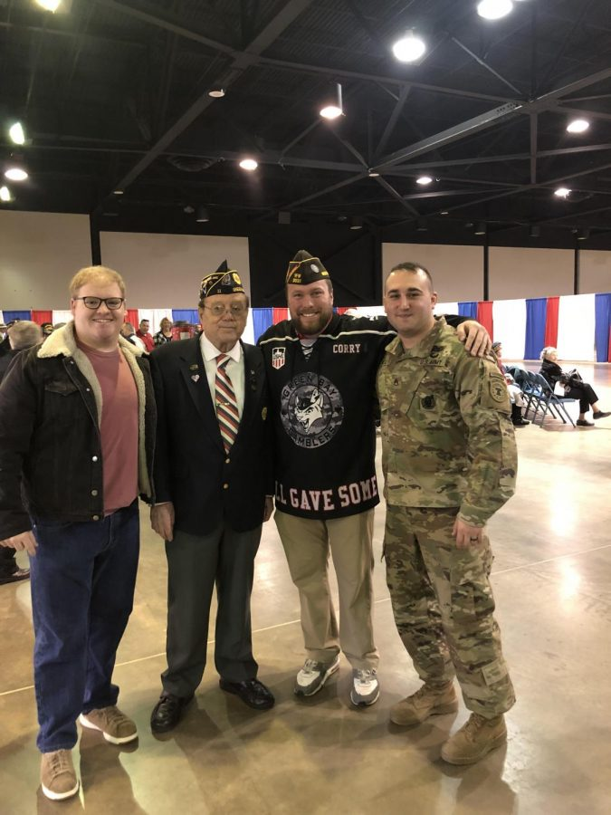 Veterans+Day+Celebration+Brings+New+Appreciation