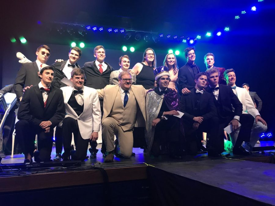 Junior Owen Brummel Crowned Mr. NDA XXIII