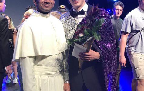 Spotlight on Father Christian, NDA's Chaplain