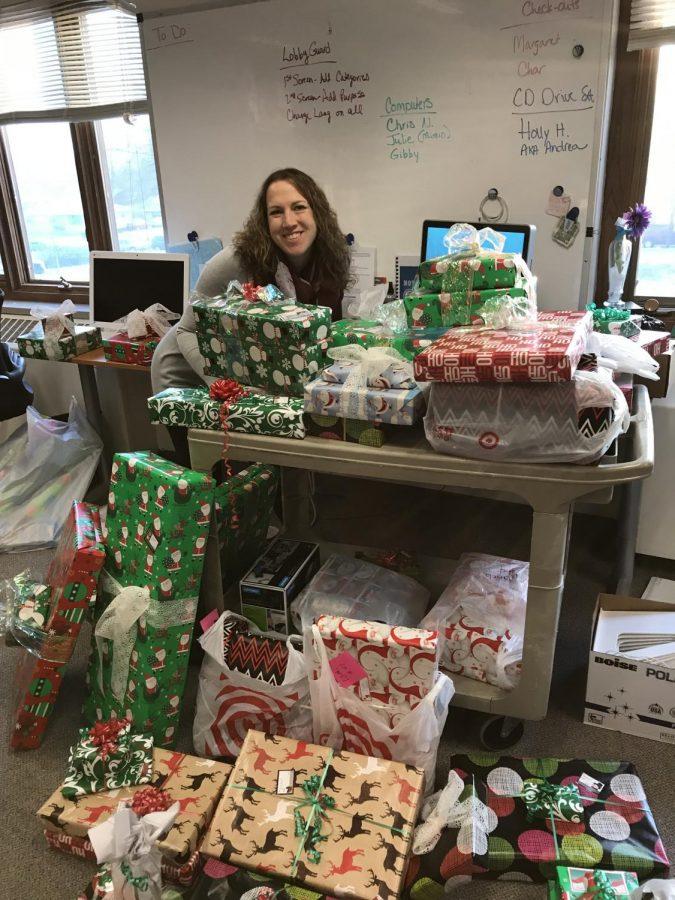 NDA Students 'Make Christmas Magical' for 85 Kids