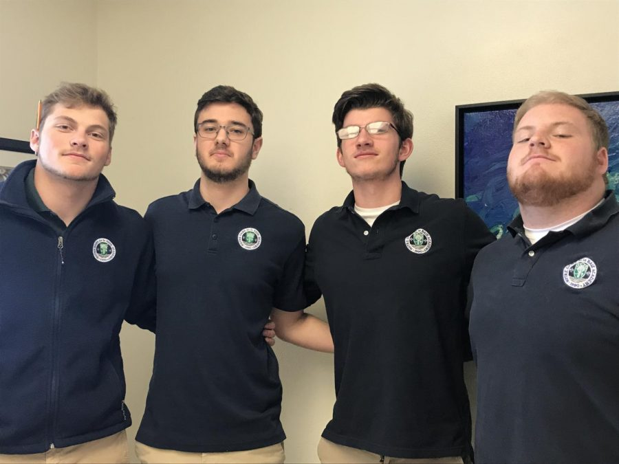 Sting Cancer Organizes No-Shave March