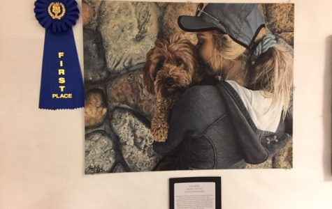 Stover, Vanden Heuvel, Brummel Take Top Spots in Art Show