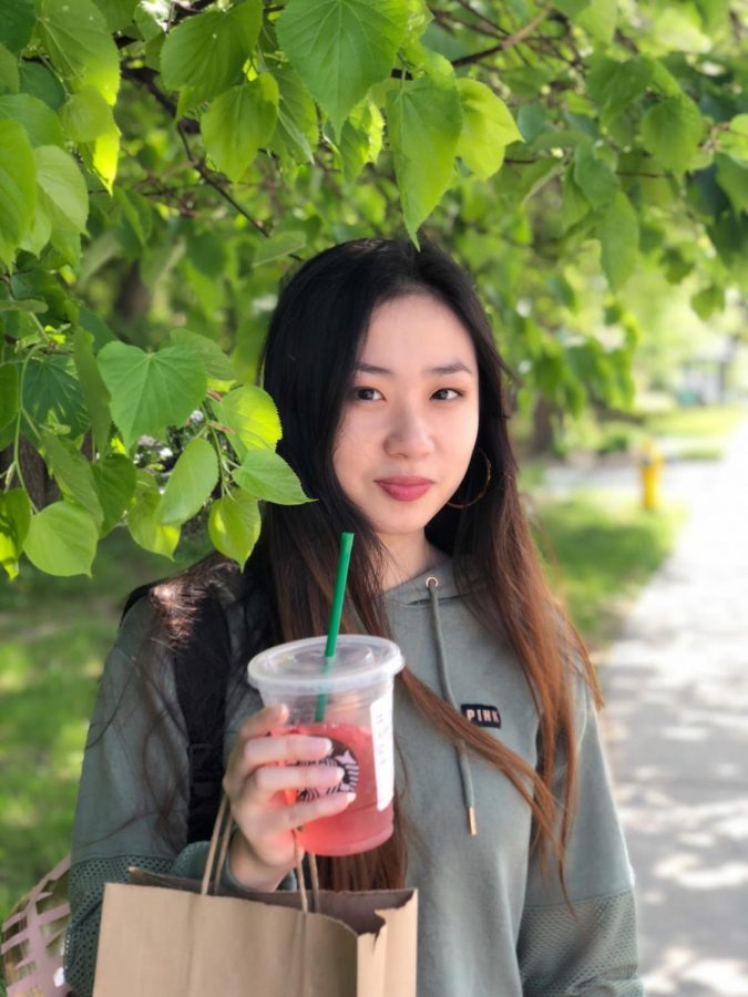 Zhang Reflects on Four Years in USA, Plans to Attend College Here