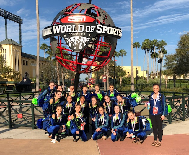 Dance+Team+Performs+Well+at+National+Competition+in+Florida