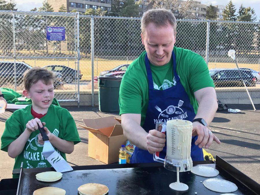 Pancake Run/Walk Raises Over $1000 for NDA Closet