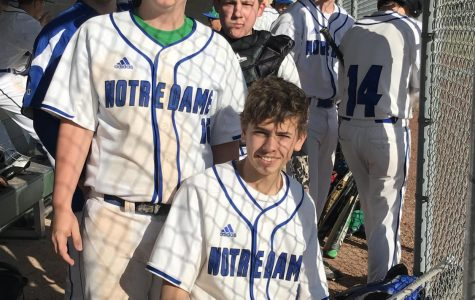 Baseball Team Ready for Warmer Weather, Ready to Play Ball