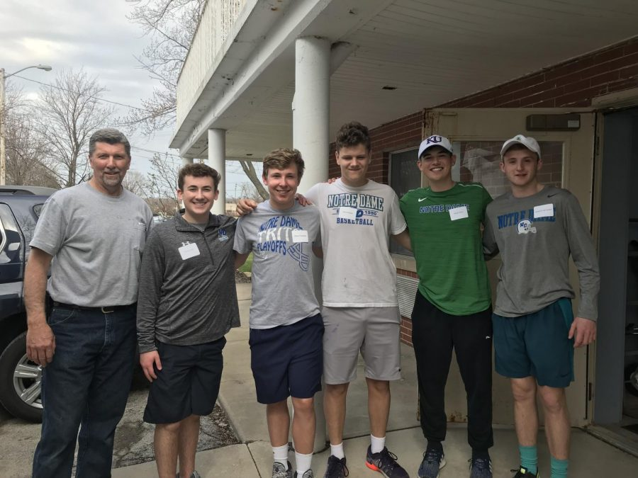 Service Day a Win-Win Activity for Students, for Sites